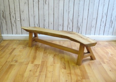 Ash & Oak Child's Bench